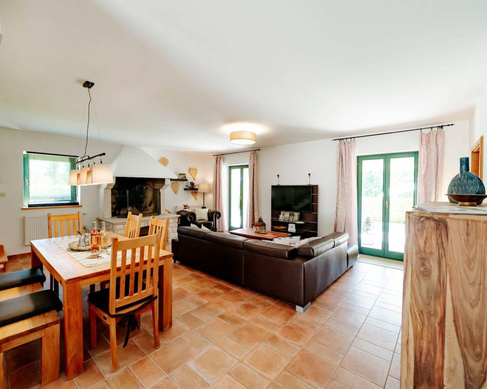 Villa Dracena Wohnbereich
