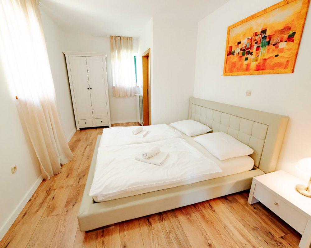 Villa Dracena erstes Schlafzimmer