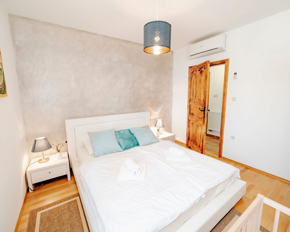 Villa Dracena drittes Schlafzimmer Ansicht