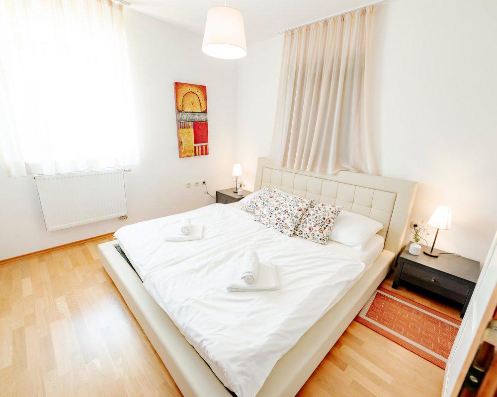 Villa Dracena viertes Schlafzimmer