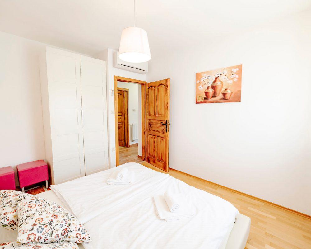 Villa Dracena viertes Schlafzimmer Ansicht