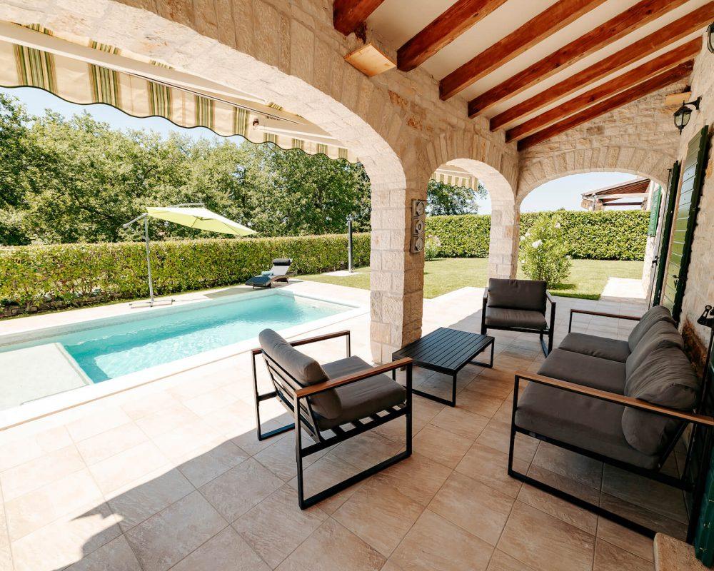 Villa Dracena Loungemöbel